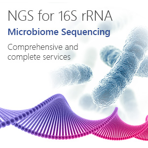 ngs for 16s rrna microbiome sequencing