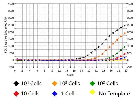 Total RNA Purification Micro Kit Figure 1