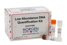 Norgen Biotek Low Abundance DNA Quantification Kit